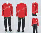 Star Trek Voyager Endgame Episode Movie Harry Kim Costume Uniform Jacket + Pants on eBay