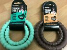 Dog Puppy Chew Toy Ring Flavoured **Tough **Choo Chum Mint And Chocolate 2 sizes