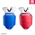MOOTO TaeKwonDo Reversible Chest Guard WTF / KTA Approved Protector