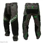 Exalt Thrasher V3 Paintball Pants / Trousers - Grey / Lime  [CD]
