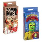 Stretchy Fabric Face Mask - Zombie/Mexican Halloween Fancy Dress Idea