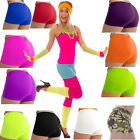 NEON TUTU SHORTS   80's FANCY DRESS