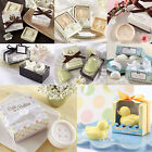 Creative Cute Gift Handmade Small Bath Soap Wedding Favors Bridal Party Shower