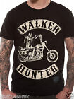 The Walking Dead Walker Hunter T Shirt  OFFICIAL S M L XL XXL