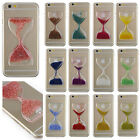 """Quicksand Hourglass Clear Transparent Hard Case Cover for Apple iPhone 6 4.7"""""""