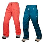 Trespass Atomix Womens Snow Pants Breathable Waterproof Ski Trousers