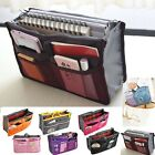 Inner Storage Bag In Bag Makeup Pouch Handbag Organizer travel Multi-function US