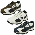 Mens Hi Tec Dri Tec Sport 300 Golf Waterproof Leather Outdoor Shoes Trainers