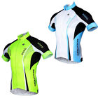 Men's Summer cycling outdoor sporting short jerser sleeves sleeve sobike