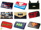 DC Comics Ladies Purse / Clutch Bag New & Official Batman / Catwoman / Supergirl