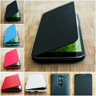 For LG G2 (D801 / D802)-PREMIUM PU Leather Wallet Case Hard Flip Cover Stand Skin