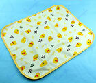 New Cotton Baby Infant Travel Home Cover Burp Changing Pad Waterproof Urine Mat