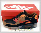 Nike Air Max 90 ICE HW Halloween Team Red Orange Black 717942-006 US 8.5~10.5