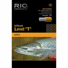 RIO InTouch Level T Tungsten Sinking Fly Fishing Line Tips - Line Weld Ready