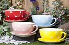 Ethos Living Round Cup and Saucer Planter