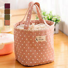 New Lunch Bag Tote Box Drawstring Insulation boxes package purse ZB0055