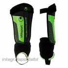 Uhlsport Football Shin Pads Flex-Plate Sports Ankle Guards/Shinguards Size M & L