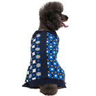 Blueberry Pet Gifts for Dog Fancy Unparalleled Graphics Dog Sweater in Blue