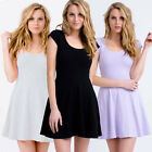 Womens All About Eve SKATER Dresses casual singlet & cap sleeve stretch styles