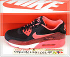 Nike Wmns Air Max 90 Burgundy Pink Hyper Punch Red Snakeskin 325213-610 US 6~8.5