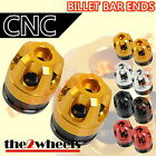 CNC Spoke Bar Ends for Buell XB9