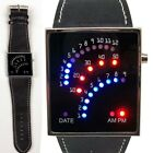 Date Month Time Male Female LED Flash Wristwatches Stopwatch Wristwear Accessory