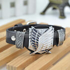 Attack on Titan Shingeki no kyojin Cosplay Bangle Bracelet New Fan's Gift Hot