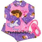Dora Licensed Pyjamas with Slippers