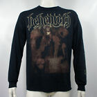 Authentic BEHEMOTH Band The Satanist Album Cover Long sleeve T-Shirt S-2XL NEW