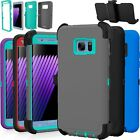 samsung galaxy 4 cover - Samsung Galaxy Note 3 4 5 Case Shockproof Cover (Fits Otterbox Defender Clip)