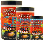 OMEGA ONE * SUPER COLOR  PELLETS 226g or 460g *SMALL 99g* PREMIUM FOOD *