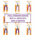 Fiskars Hand Plier Card Paper Craft Shape (Confetti) Metal Shape Punches