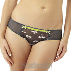 Panache Cleo Lingerie Lily Brief/Knickers Swan Print 7352 NEW Select Size