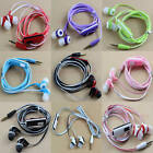 In-ear Headphone 3.5mm Stereo Earphone Headset Earbuds With Mic for Mobile Phone