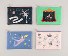 HIMORI CIRCUS IN THE UNIVERSE - daily pouch _ Cosmetics Case Makeup Bag