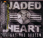 JADED HEART Fight The System + 1 Japan CD At Vance Masterplan Pretty Maids Treat