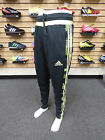 NEW ADIDAS Tiro 15+ Graphic Pants - Grey/Light Yellow;  S12191
