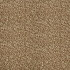 NOBLE SAXONY Cappuccino Beige Carpet Quality Thick Shag Pile Stain Resistant