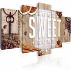 Canvas Wall Art Print Image Picture Photo HOME SWEET HOME 020115-84