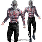CL252 Drax The Destroyer Guardians of The Galaxy Mens Hero Superhero Costume