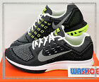 Nike Air Zoom Structure 18 White Black Silver 683731-100 Running US 8~11 Casual