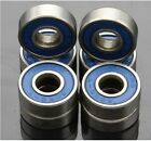 High Quality Skateboard Longboard Skating Bearings ABEC-7 Speed Carbon Steel New