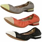 CLARKS Ditsy Dress slip on flat summer casual shoes