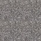 NOBLE SAXONY Silver Cloud Grey Carpet Quality Thick Shag Pile Stain Resistant
