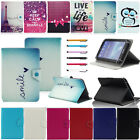 Stylish Universal Leather Stand Case Cover For 7 7 Inch Tab Android Tablet PC