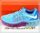 Nike Air Max 2015 GS Blue Fuchsia Clearwater White 705458-400 Youth 360 running