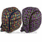 NEW Large Obsessed BACKPACK RUCKSACK School or College Bag FUNKY Eyes Travel
