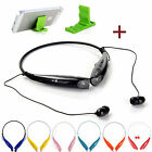Bluetooth Wireless Sport Stereo Headphones Earbuds Headset For iPhone Smartphone