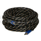 Premium 50ft HDMI Cable for Bluray 3d DVD PS3 HDTV Xbox LCD 1080p High Speed 1.4
