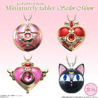 Sailor Moon Miniaturely Tablet 10Pack BOX Bandai Candy Toy